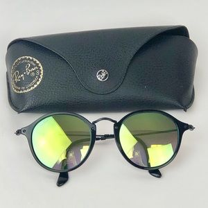 Ray-Ban Designer Sunglasses RB2447 901/4J 49-21 3N